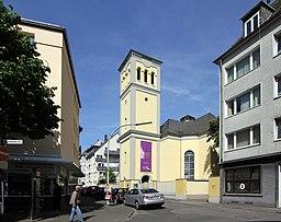 Köln-Mülheim Wallstraße 70 Friedenskirche B
