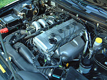 1990 nissan frontier engine