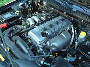Nissan KA engine - KA24DE Engine in an S14 240SX