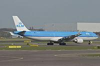 PH-AKD - A333 - KLM
