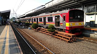 205 series Train type operated in Japan and Indonesia