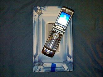 Motorola 4Ltr - KRZR