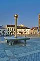 Kašna, náměstí T.G.Masaryka, Přerov.jpg