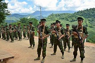Kachin conflict armed conflict in Myanmar