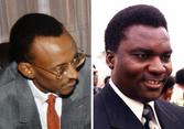 Kagame ja Habyarimana