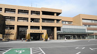 Kai, Yamanashi City in Chūbu, Japan