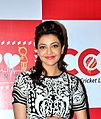 Kajal Aggarwal at '100 Hearts'.jpg