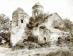 Kakhetia, Ruined Monastery of St Nina near Kardanakhi (B).jpg