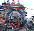 Kalbhairav at Hanumandhoka dharwar.jpg