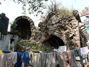 Jahanpanah - Ruins of Kalu Sarai Masjid