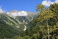 Kamikōchi, Hida Mountains range, Nagano Prefecture; September 2007 (10).jpg