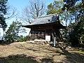 Kaneyama castle tensyu.JPG