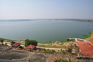 Kanke - Image: Kanke Dam Ranchi 9308
