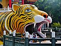 Kaohsiung Lotus Pond Tiger- & Drachenpagode Tiger 4.jpg