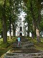 Kaple Kalvárie - kostel sv. Kříže, Pelhřimov.JPG