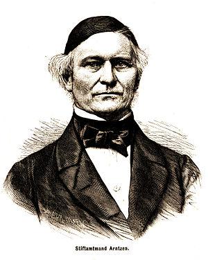 Karelius August Arntzen - Karelius August Arntzen