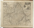 Karta över delar av Tyskland, Frankrike, Holland, Belgien och Luxemburg, 1697-1727 - Skoklosters slott - 97994.tif