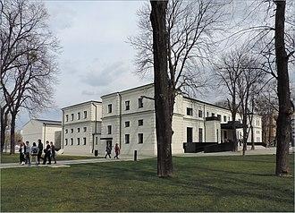Košice-Juh - Image: Kasárne Kulturpark panoramio (1)