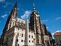 Katedrála sv. Víta St. Vitus Cathedral - Prague, Czech (32040883754).jpg