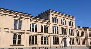 Katedralskolan, Uppsala - Image: Katedralskolan Uppsala 1