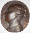 Katharina Roth (Relief von Dr. Daniel Greiner, 1925) Foto Katharina Ewald.PNG