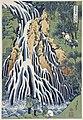 Katsushika Hokusai (1760-1849), Kirifuri waterval bij de Kurokami berg (1835).jpg