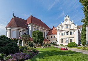 Kaunas Priest Seminary, Kaunas, Lithuania - Diliff