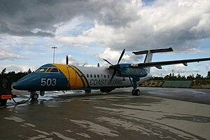 Swedish Coast Guard - Swedish Coast Guard Bombardier Dash 8 Q-300 KBV503