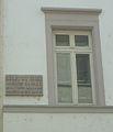 Kekule-Gedenktafel in Heidelberg.JPG