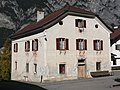 Kematen in Tirol, Afling, Bauernhaus Haider.JPG