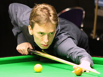 Ken Doherty - 2012 Paul Hunter Classic