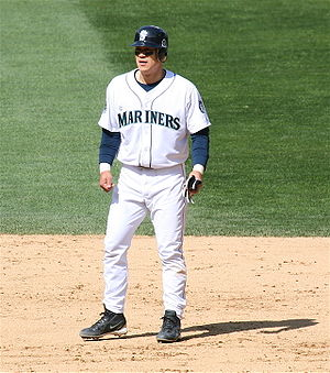 2010 Seattle Mariners season - Kenji Johjima returned to play professional baseball in Japan after a three-year stint in MLB.