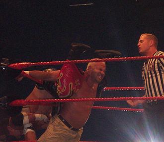 Chavo Guerrero Jr. - Chavo as Kerwin White vs Tajiri