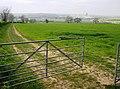 Ketton Drift descends towards Ketton - geograph.org.uk - 487741.jpg