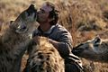 Kevin Richardson with hyenas.jpg