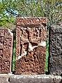 Khachkar at Saint Gayane Church.jpg