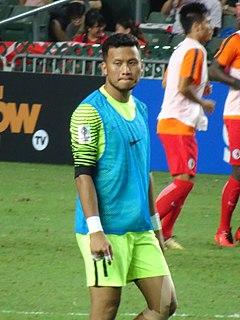 Khairulazhan Khalid Malaysian footballer