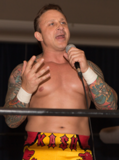Kid Kash professional wrestler