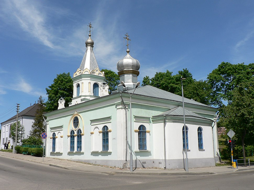 Kiejdany orthodox church