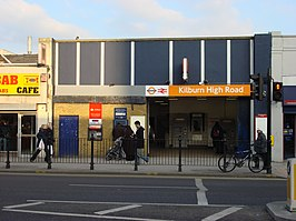 Kilburn High Road station Entrance.jpg