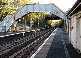 Kilpatrick railway station, West Dumbarton, Scotland.jpg