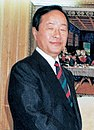 Kim Young-sam meets with Rev. Dr. Jaerock Lee at Manmin Central Church (cropped).jpg