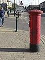 King George VI postbox, Thornbury - geograph.org.uk - 1249368.jpg