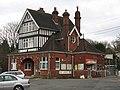 Kingswood railway station- buildings (geograph 1694818).jpg