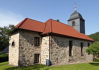 Witzenhausen - Church in Ziegenhagen