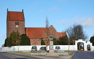Nykøbing Sjælland - Nykøbing Church