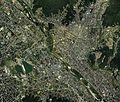 Kiryu city center area Aerial photograph.1986.jpg