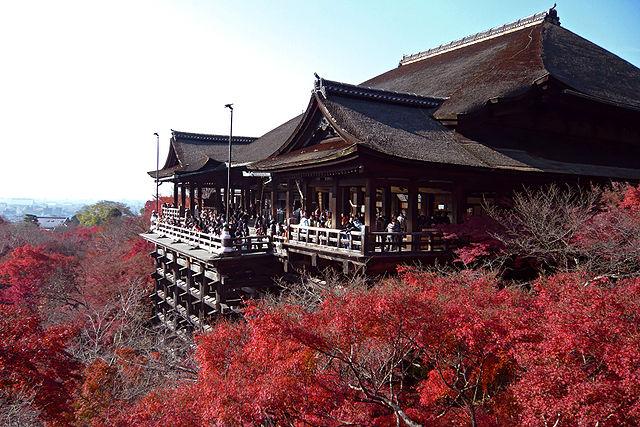 see: Kiyomizudera Temple