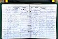 Klagenfurt Waidmannsdorf Lilienthalstrasse War Cemetery VISITORS BOOK 21092011 452.jpg