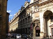 Clementinum o Klementinum - Conjunto monumental de Praga